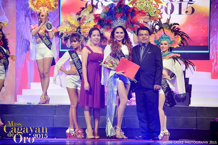 Miss Cdo 2015 winner