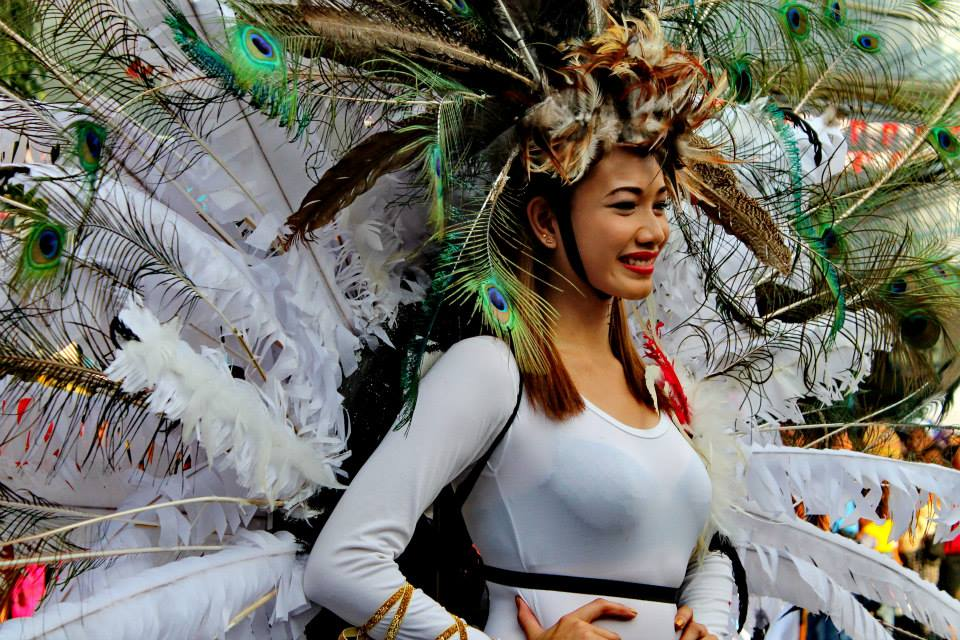 Brgy 21 Carnival Queen - Cagayan de Oro Carnival Parade