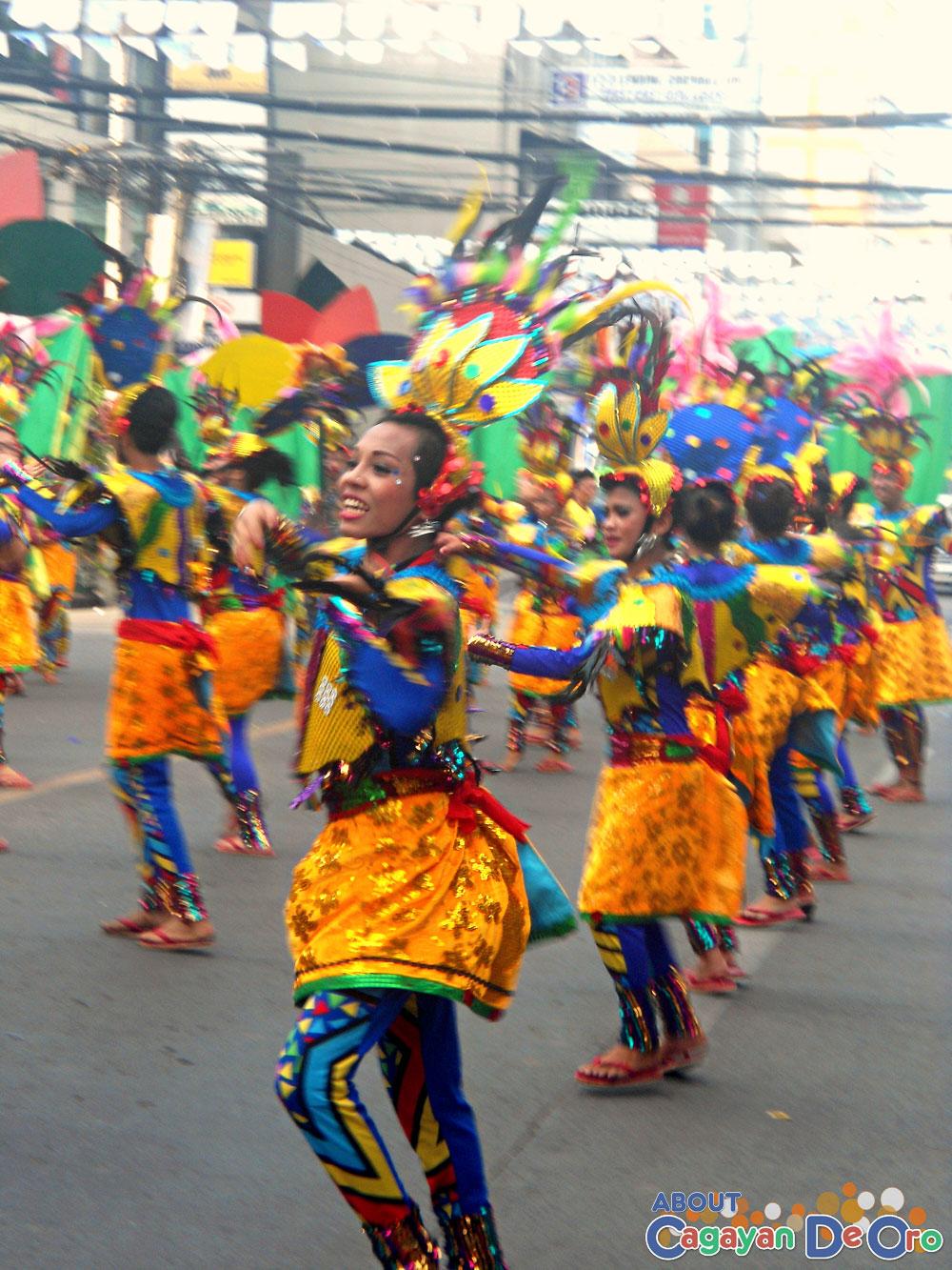 Barangay Carmen Carnival Parade - Cagayan de Oro Carnival Parade