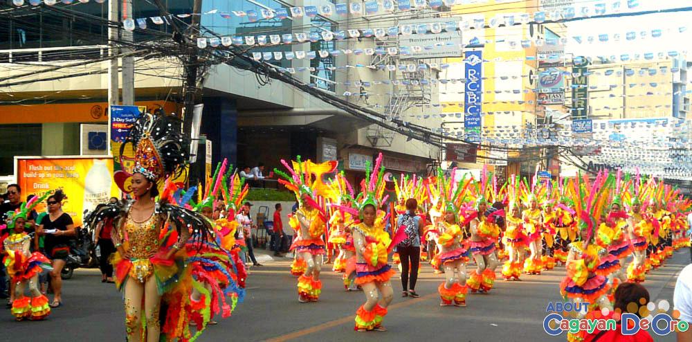 Barangay Gusa Carnival Parade- Cagayan de Oro Carnival Parade 2015