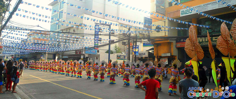Macasandig National High School Carnival Parade - Cagayan de Oro Carnival Parade