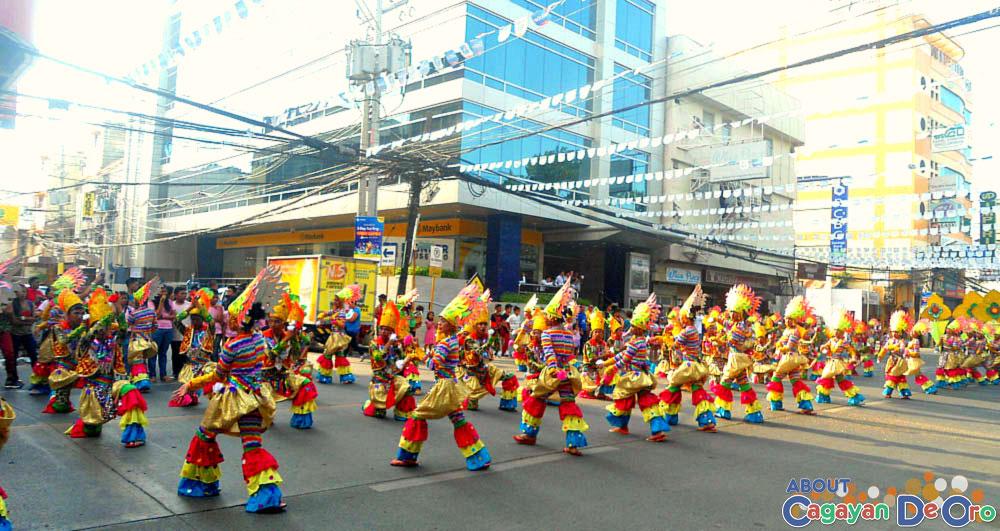 Macasandig National High School Carnival Parade - Cagayan de Oro Carnival Parade