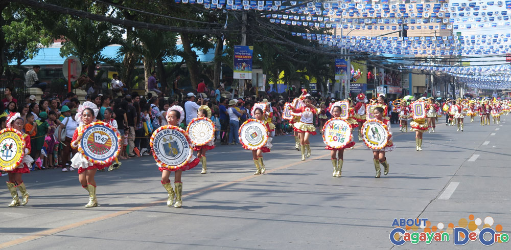 Bugo Central School at Cagayan de Oro The Higalas Parade of Floats and Icons 2015