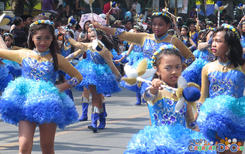 City Central School at Cagayan de Oro The Higalas Parade of Floats and Icons 2015