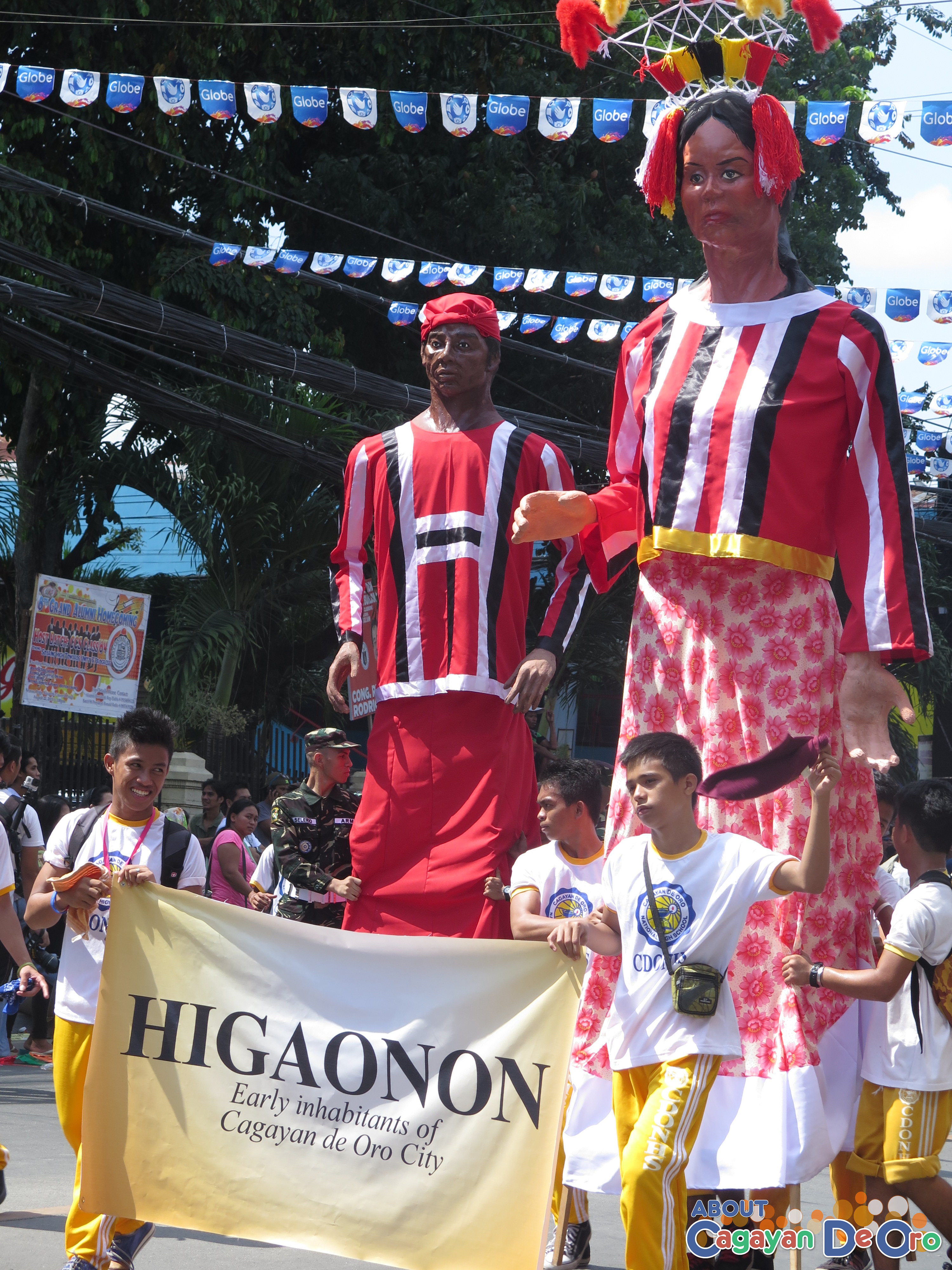 6th Higalas Icon Cagayan de Oro The Higalas Parade of Floats and Icons 2015