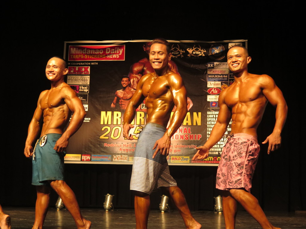 Mr. Iron Man 2015: Competition for Regional Championship ...