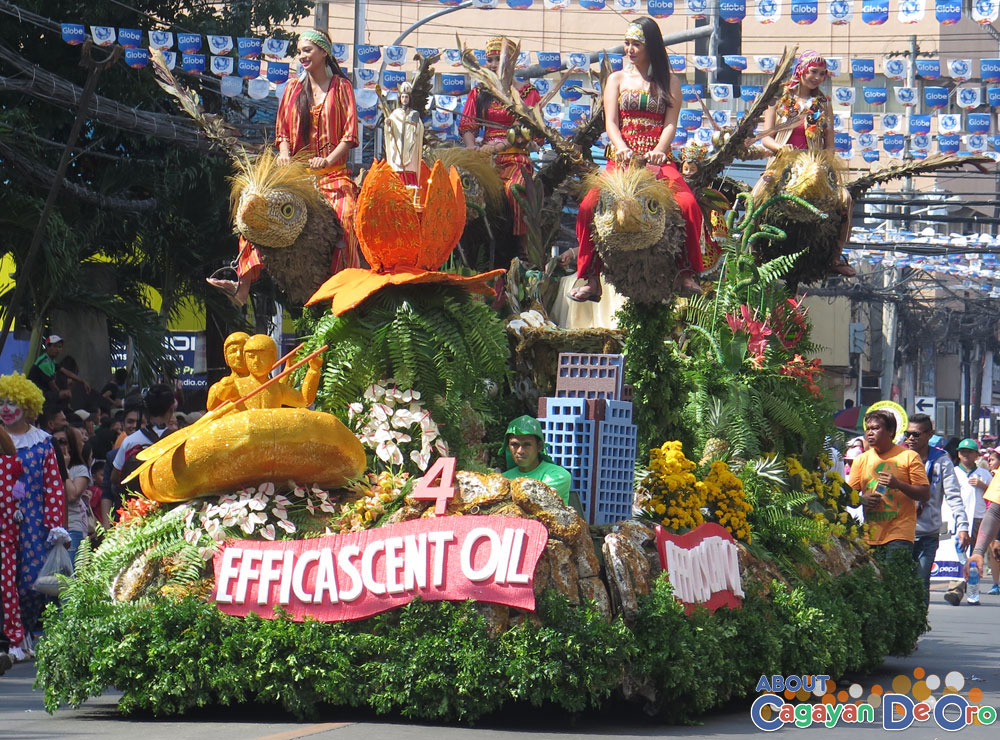 IPI Float Cagayan de Oro The Higalas Parade of Floats and Icons 2015