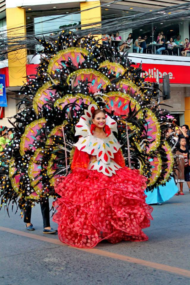 Lapasan National High School Carnival Queen