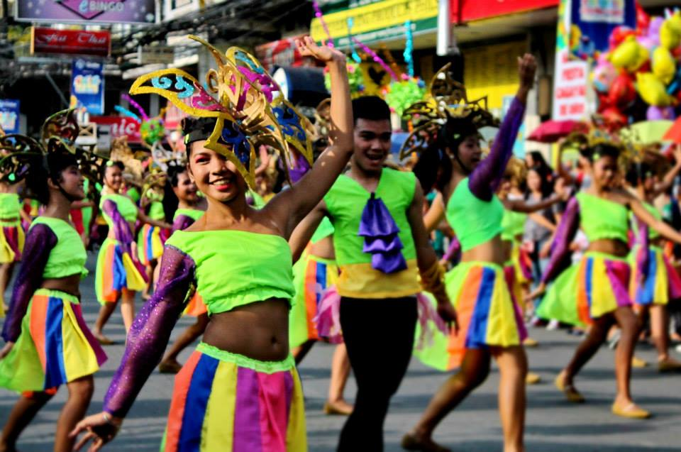 Lapasan National High School Carnival Parade