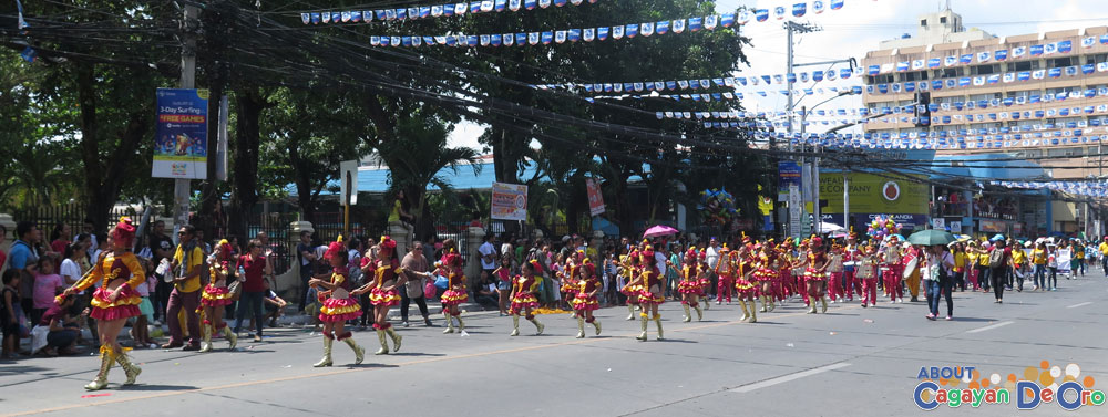 "Pedro N. ""Oloy"" Roa Elementary School at Cagayan de Oro The Higalas Parade of Floats and Icons 2015"