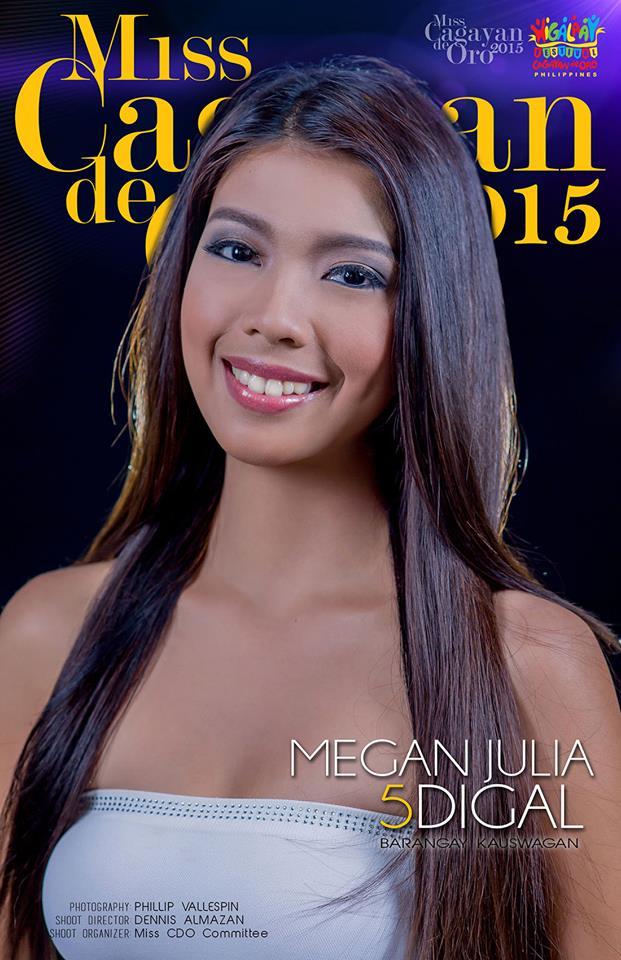 Megan Julia Digal
