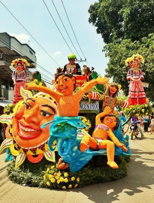 float parade
