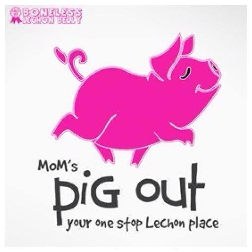 mom's pig out