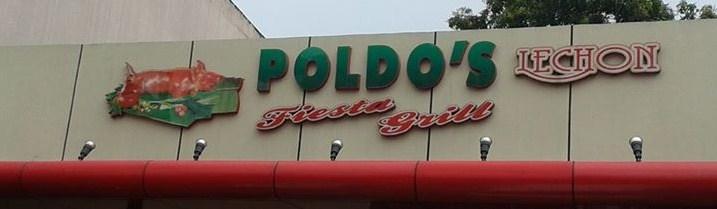poldo's lechon signage