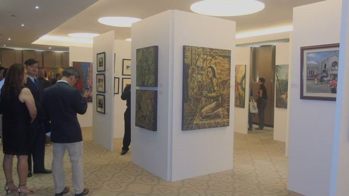 Sidlak Exhibition