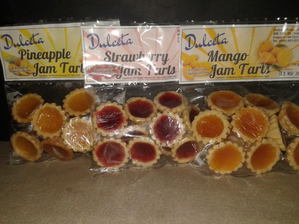 dulceta delicious tarts