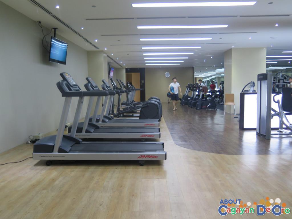 Limketkai Luxe Gym