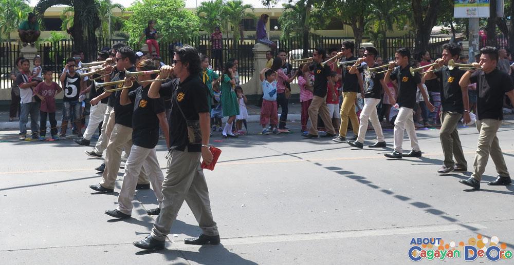 KUYANAP at Cagayan de Oro The Higalas Parade of Floats and Icons 2015