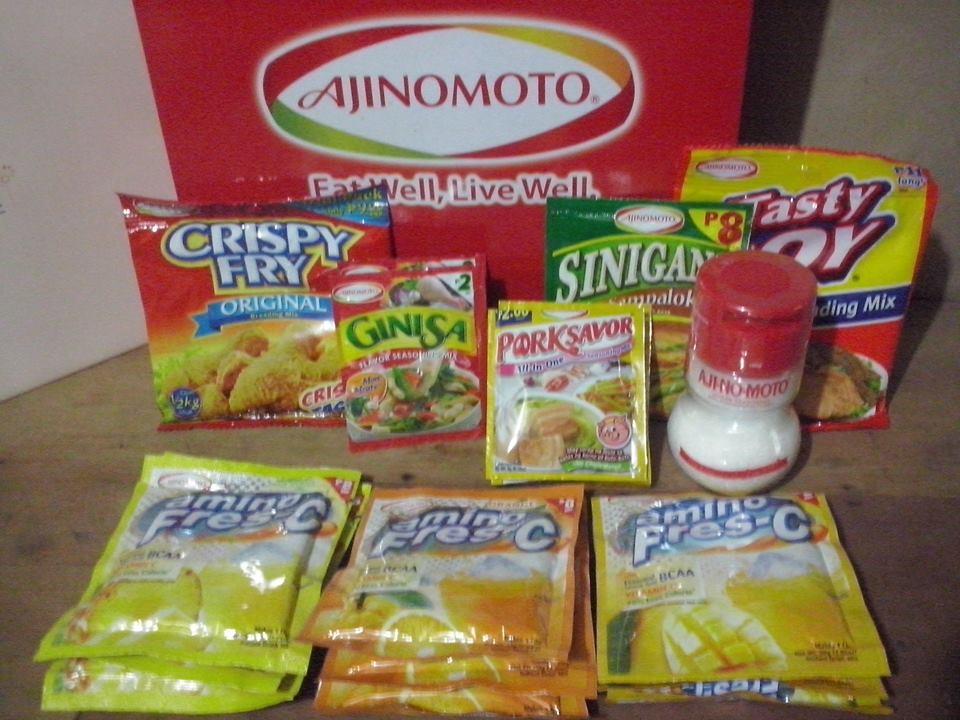 Ajinomoto Main Products