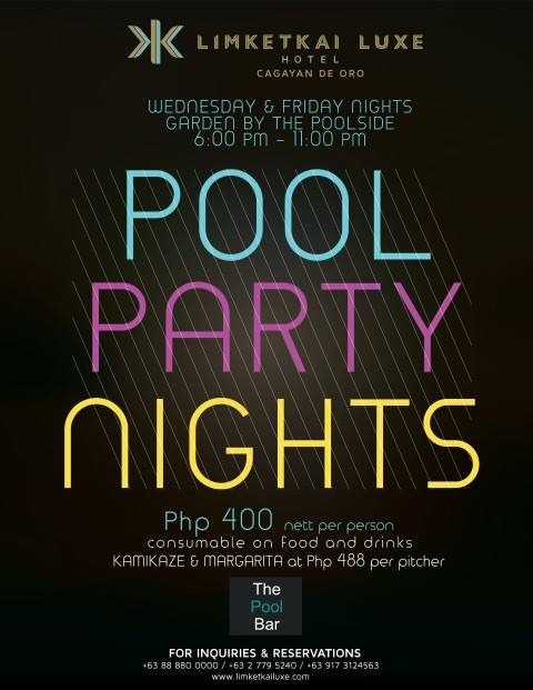 Pool Party Nights
