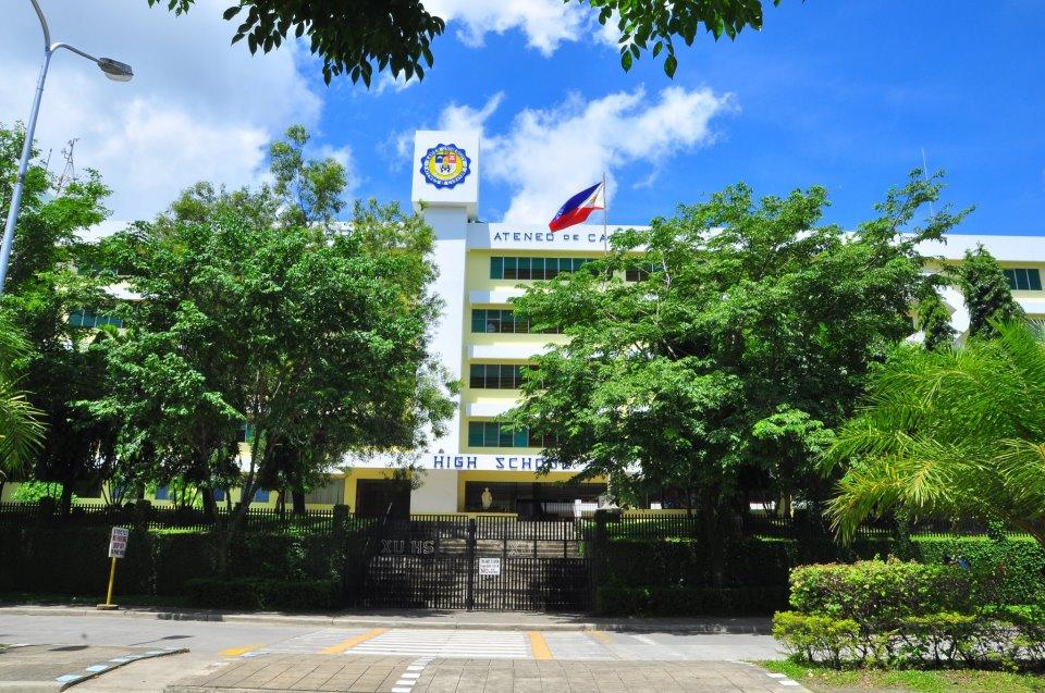 xavier university high school