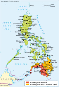 Cagayan Philippines Map.Philippines Map About Cagayan De Oro
