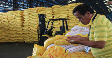BOC thumbs up 68,000 sacks of rice from Vietnam
