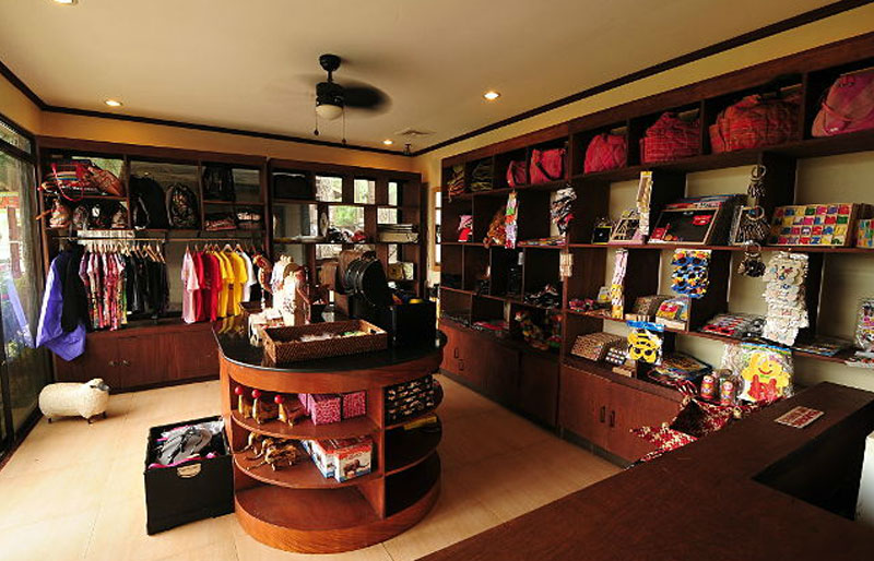 Forest Park Souvenir Shop