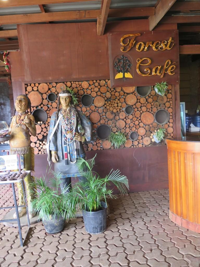 Forest Park Cafe