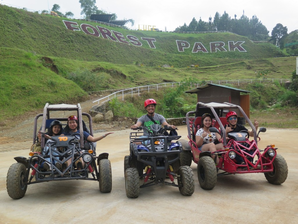 ATV with Acadeo