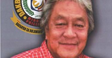 Former Mayor Vicente Emano