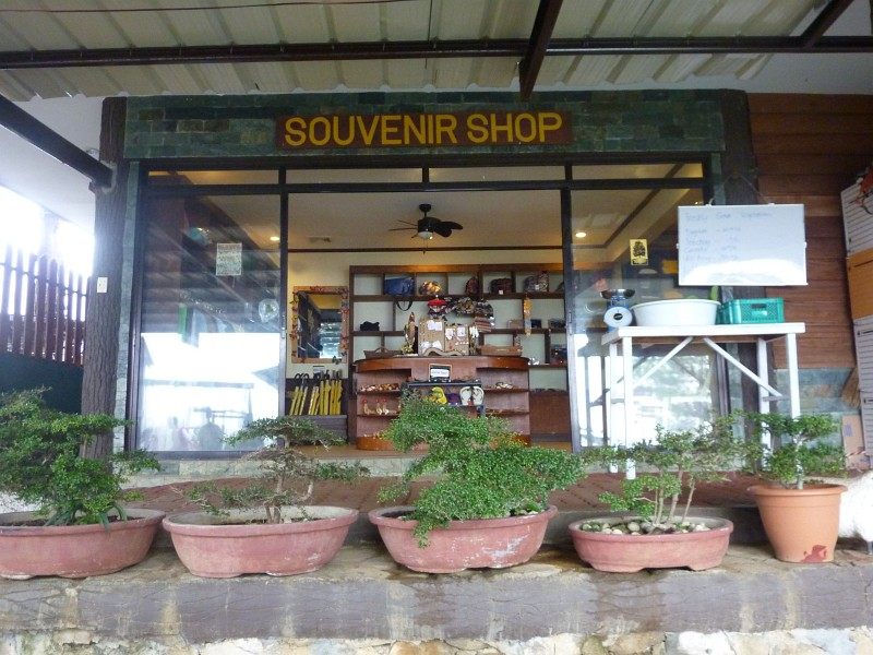 Souvenir Shop Logo
