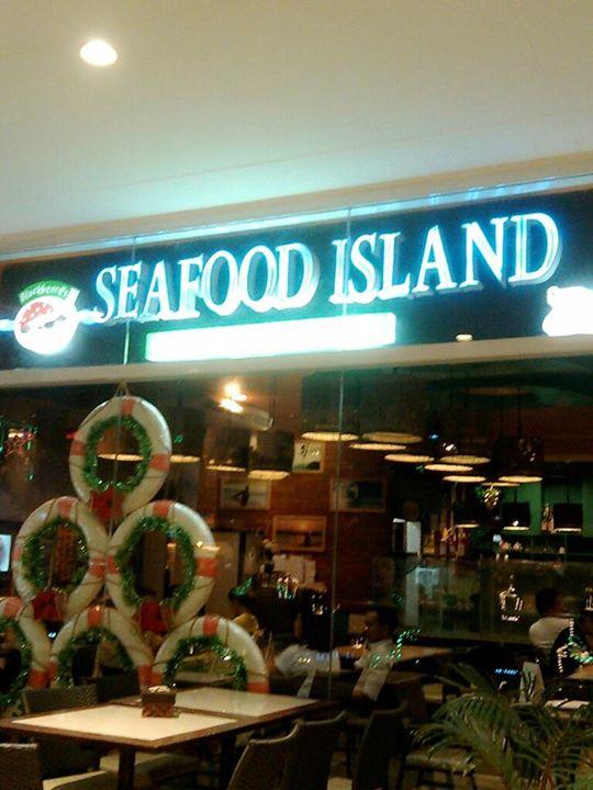 seafood island centrio