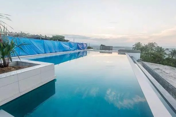 Take A Dip In The Water While Enjoying The View At Ultra Winds Mountain Resort S Newly Opened