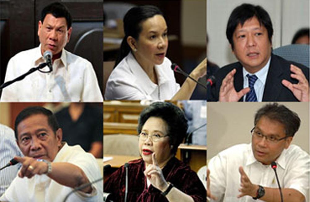 First Presidential Debate 2016 in Cagayan de Oro