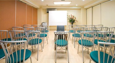 Cowrie Function room grand city hotel