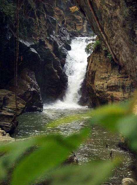 f.s. catanico falls cagayan de oro tourist spots