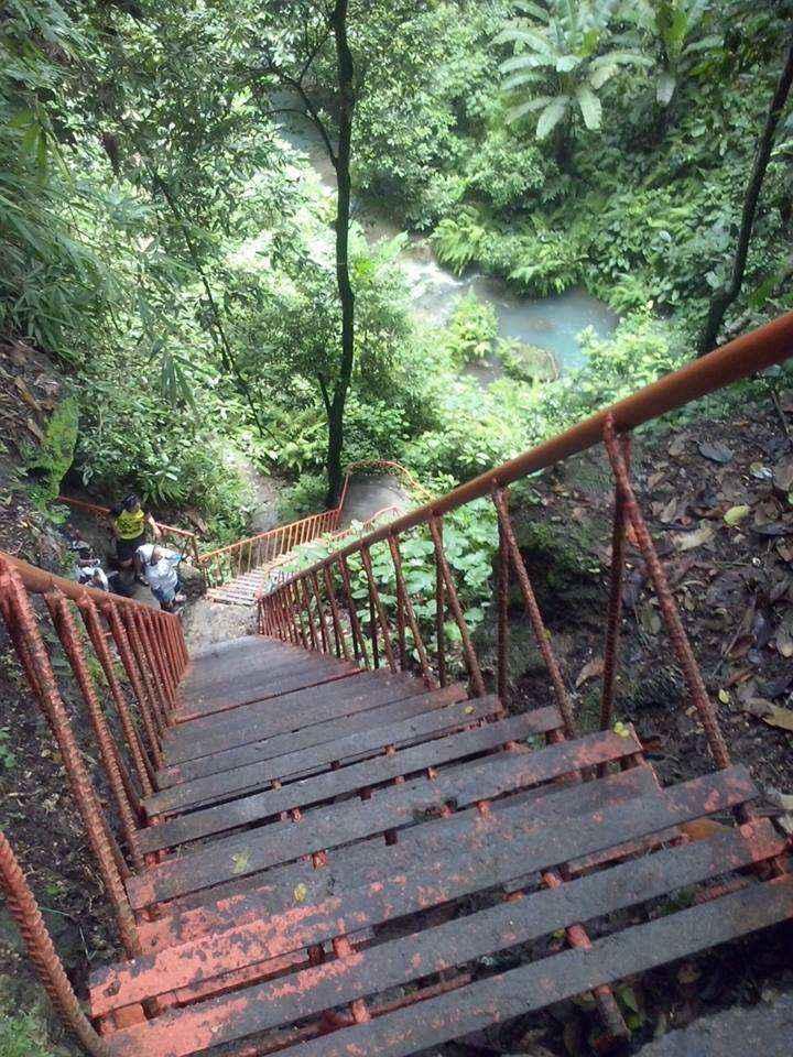 macahambus gorge cagayan de oro tourist spots