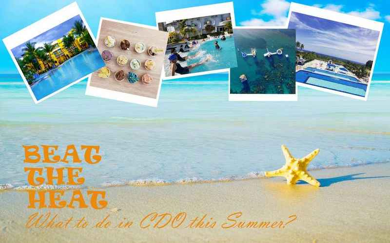 7 Ways to BEAT THE HEAT: What to Do in Cagayan de Oro this Summer