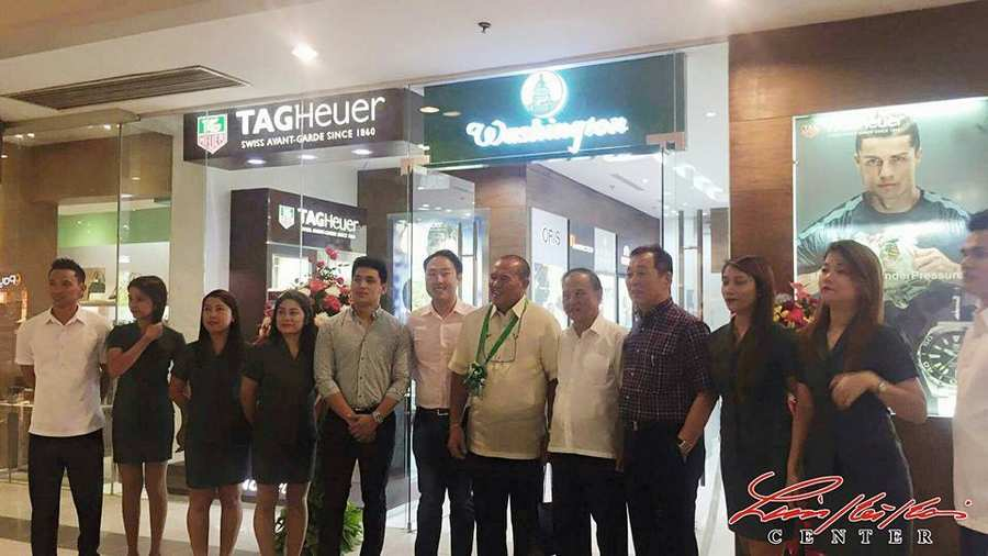 washington watch group, washington watch, luxury watches, jewelry, first store in cagayan de oro, latest branch, watches