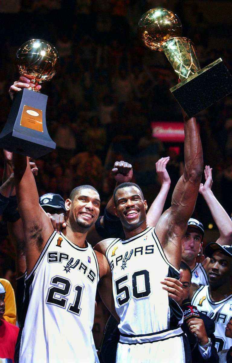 Reviewing Tim Duncan s Legacy San Antonio Spurs Future Hall of