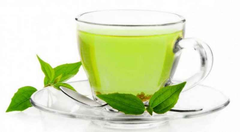 happy foods green tea