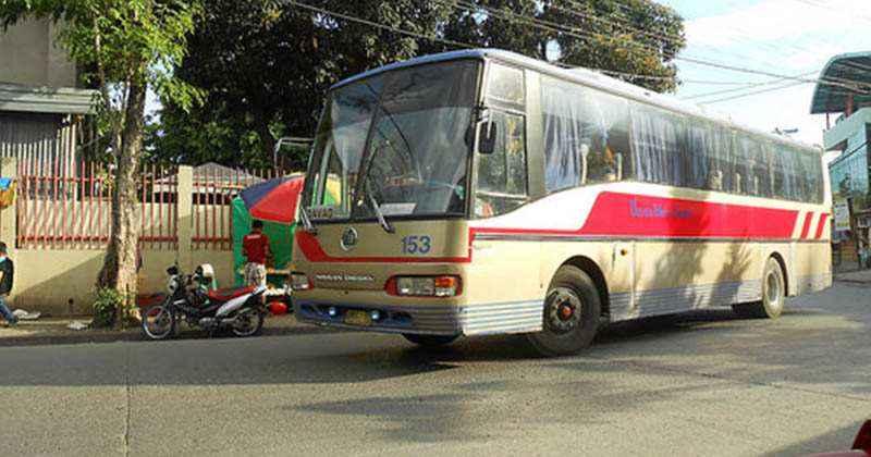 mindanao tour bus 2017
