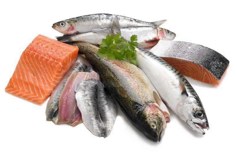 happy foods oily fishes