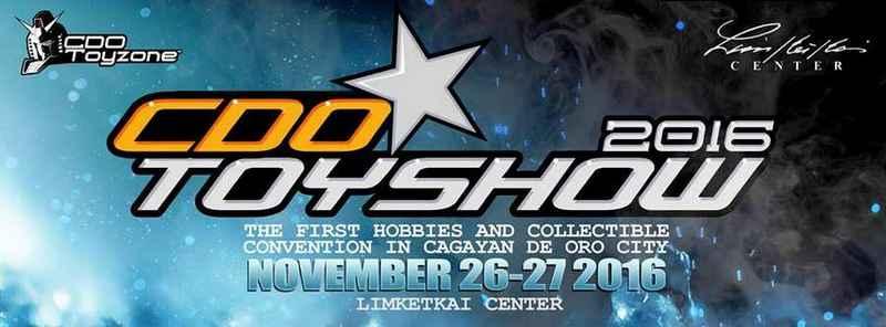 cdo toyshow 2016