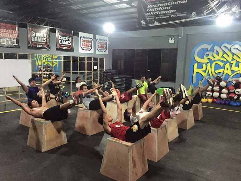 Image Source | Facebook: Crossfit Kagayan