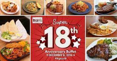 bigby's buffet