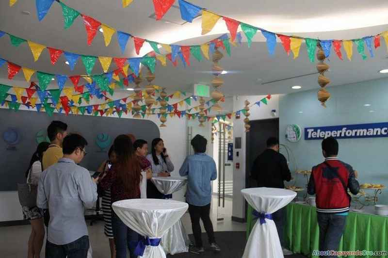 teleperformance cdo