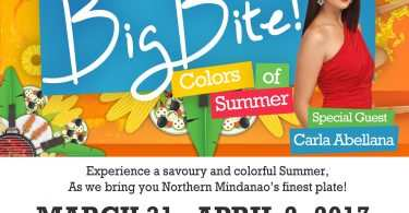 BIG BITE 2017: The Colors of Summer