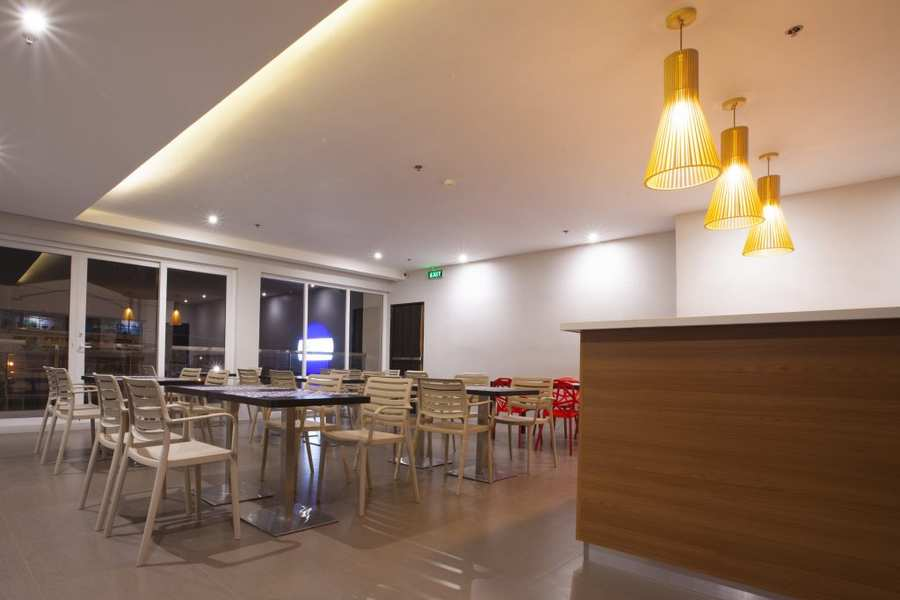 Restaurant, 1A Express Hotel, City of Golden Friendship, Cagayan de Oro